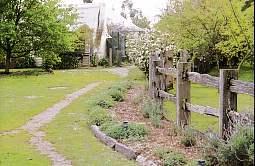 cottage fence
