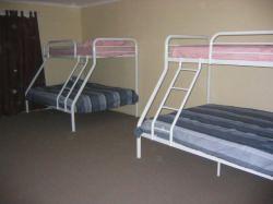 Pine Lodge bunks