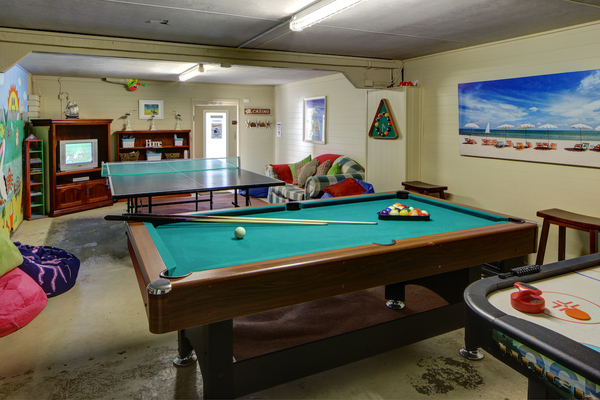 The Games room.