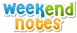Weekend Notes logo