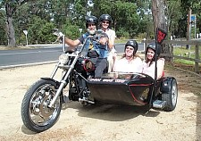 Andy's Harley Rides & Tours