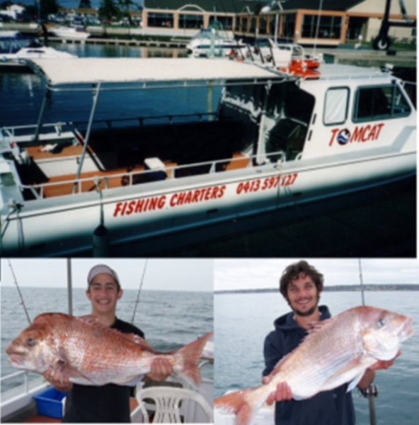 Tomcat Fishing Charter