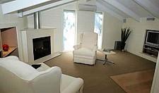 living area loft