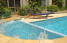 One Four Nelson swimming pool and spa